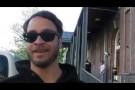 Hilarious interview with Amos Lee before his performance @ paradiso Amsterdam 6 mei 2014