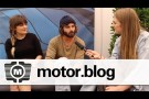 Angus and Julia Stone Interview /// motor.blog