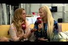 Astrid Smeplass & Julie Bergan - Interview / VG TV