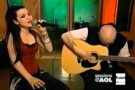 Amy Lee - Evanescence Bring Me To Life (Live Acoustic whit Ben Moody guitar)