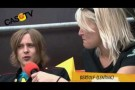CAS TV 2009: Interview Bertolf tijdens Concert At SEA