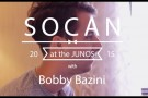SOCAN Interviews Bobby Bazini at the Juno Awards 2015