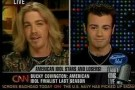 Bucky Covington on Larry King Live 1/25/07
