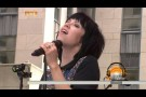 Carly Rae Jepsen - Run Away With Me - Live on Today Show
