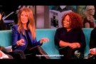 Celine Dion on 'The View' 30/10/13 - Interview