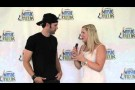 Chad Brownlee Interview with CMJ's Patrice Whiffen at Lucknow's Music In The Fields