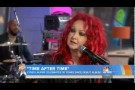 Cyndi Lauper - Full Interview on The Today Show 16/04/2014