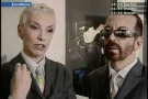 Eurythmics - Ultimate Collection - Exhibition Interview With Dave Stewart and Annie Lennox