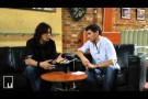 Video Interview with David Usher - Toronto, Canada - September 2012