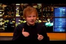Ed Sheeran Interview on The Jonathan Ross Show