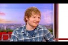 Ed Sheeran Interview BBC Breakfast 2014