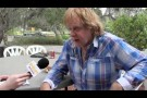 EDDIE MONEY Interview With Pavlina Silver Springs, FL 2012
