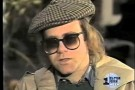 Elton John - Interview with Mike Douglas in Central Park during September of 1977
