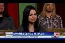 Evanescence is Back! CNN Interview