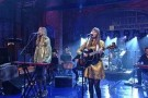 "David Letterman - First Aid Kit: ""My Silver Lining"""