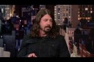 Late Show with David Letterman | Dave Grohl Interview & Foo Fighters ft. Zac Brown