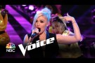 "Gwen Stefani and Pharrell Williams: ""Hollaback Girl"" (The Voice Highlight)"