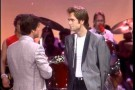 Dick Clark Interviews Huey Lewis and The News - American Bandstand 1983