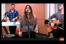 "Pia Toscano & Jared Lee ""ORDINARY LOVE"" live acoustic 12/12/13"