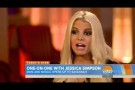 Jessica Simpson Interview On Today Show 05/19/2014