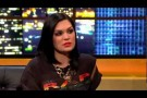 Jessie J interview + performance on ross show 04.02.2012