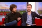 Kaiser Chiefs Interview BBC Breakfast 2014