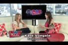 In-Studio Interview - Kate Voegele on How She Became Successful