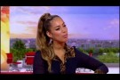 Leona Lewis Interview on BBC One Breakfast Show (17-10-2012)