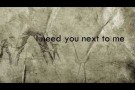 Lifehouse - Always Somewhere Close (lyric)