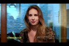 Lucie Silvas talks music and rugby - Sportsvibe TV