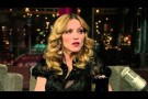 2007 Madonna Interview - Late Show with David Letterman