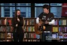 "MATT NATHANSON and INGRID MICHAELSON duet ""Loud"" LIVE AND ACOUSTIC"