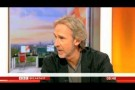 Mike Rutherford on BBC Breakfast News - 21st January 2014