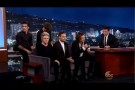 One Direction - Jimmy Kimmel FULL INTERVIEW