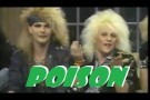 POISON interview on joan rivers show 1987
