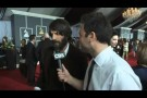 53rd Grammy Awards - Ray LaMontagne Interview