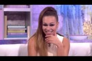 Rebecca Ferguson Full Interview on Loose Women BEFORE Collapses on Stage 02.27.14