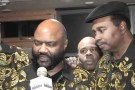 Rose Royce's Post Concert Interview
