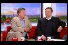 Squeeze on BBC1 Breakfast TV - 12 October 2012