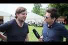 Glastonbury to Paris Interview James Walsh from Starsailor.