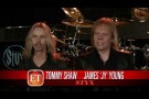 STYX on ENTERTAINMENT TONIGHT
