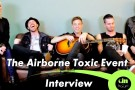 The Airborne Toxic Event - Interview