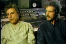Four Seasons 1989 Interview: w/ Bob Gaudio & Frankie Valli