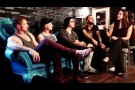 Rush Hour Entertainment - The Parlotones - Interview (full, explicit) Live at the Roxy 2012
