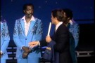 Dick Clark Interviews the Temptations - American Bandstand 1983