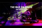 The War on Drugs - Interview