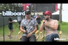 The Wild Feathers Q&A at Bonnaroo 2014