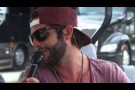 Thomas Rhett Interview at 2014 Kicker Country Stampede