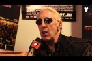 Dee Snider Twisted Sister at Graspop interview by Toazted