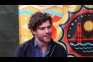 B-Sides On-Air: Vance Joy Interview At Outside Lands 2014 - Talks Metallica, Blink-182 + More